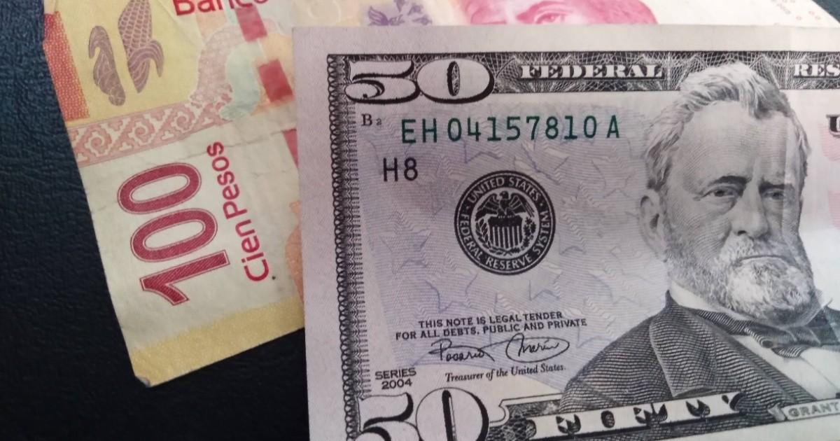 ¿Cuál es el tipo de cambio del dólar hoy, domingo?