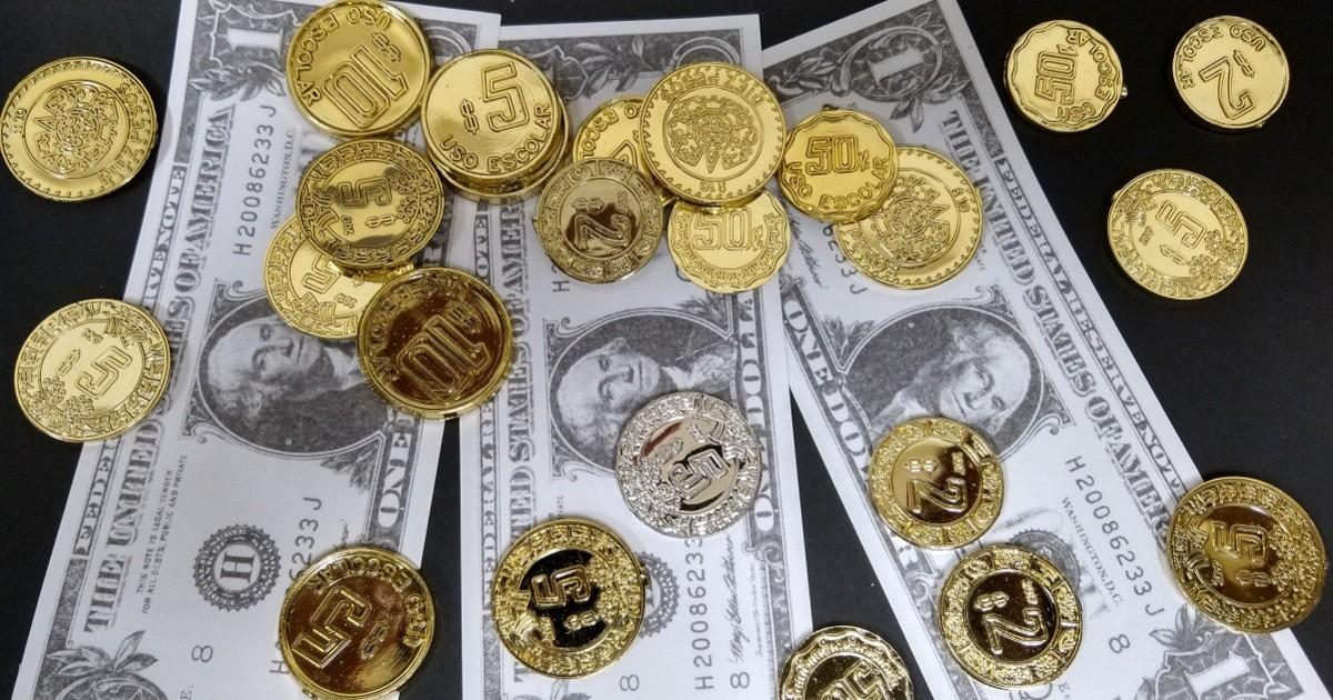 ¿Cuál es el tipo de cambio del dólar hoy, lunes?