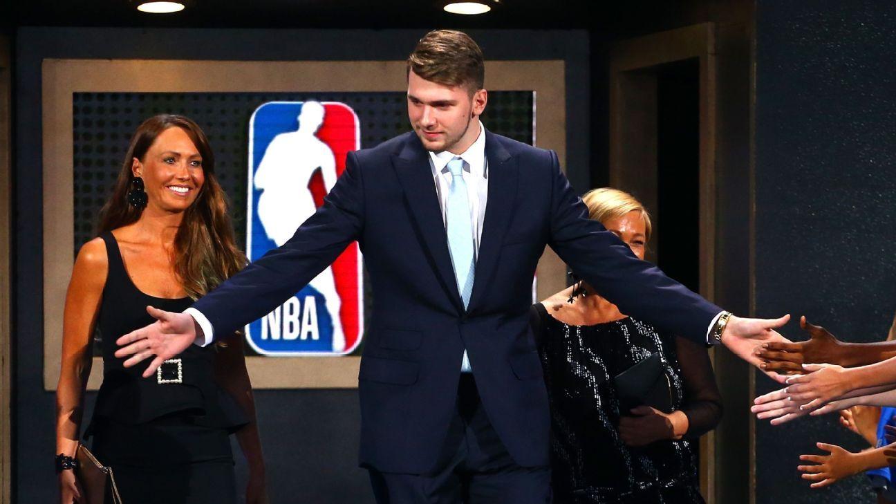 ¿Por qué tres equipos rechazaron a Luka Doncic en la NBA?