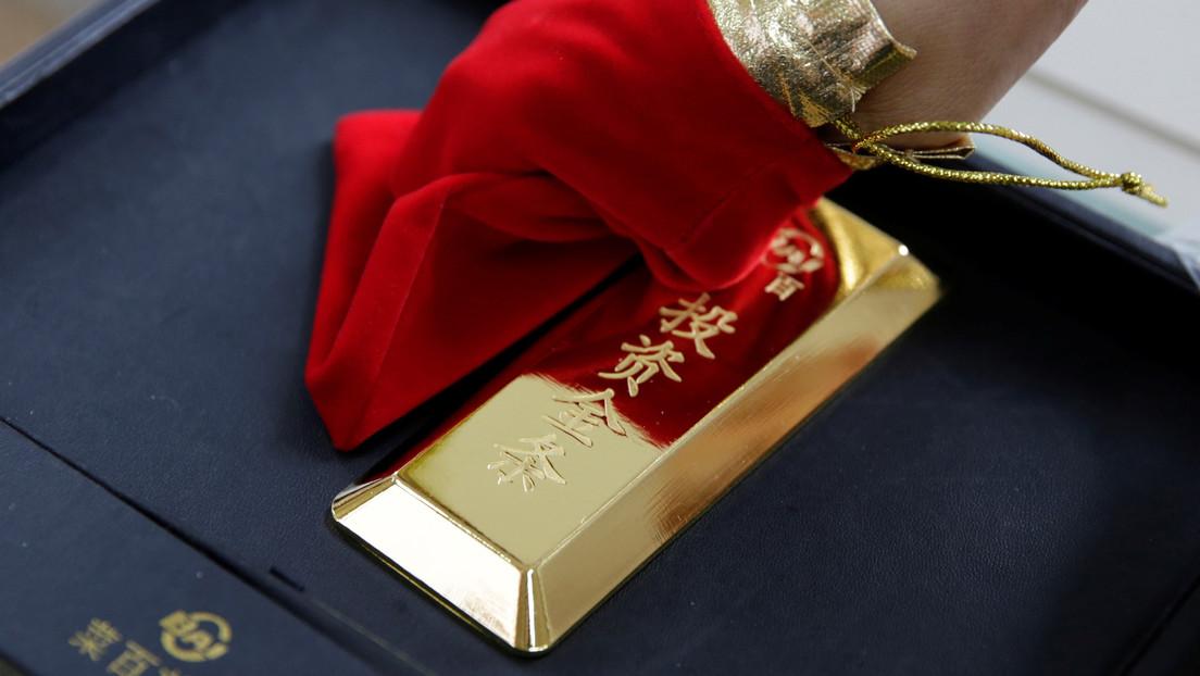 China lanza fiebre del oro para frenar el comercio de metales preciosos