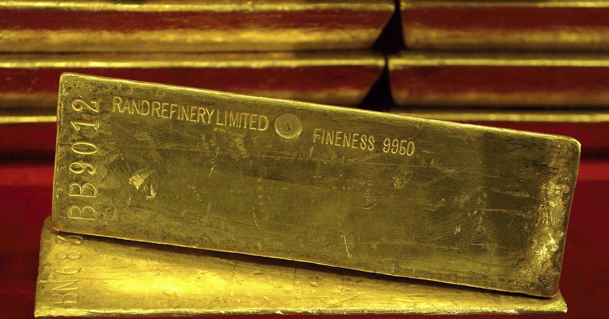 Las reservas del Banco Central aumentan debido al récord de oro, que superó los $ 2,000, la caída del dólar mundial