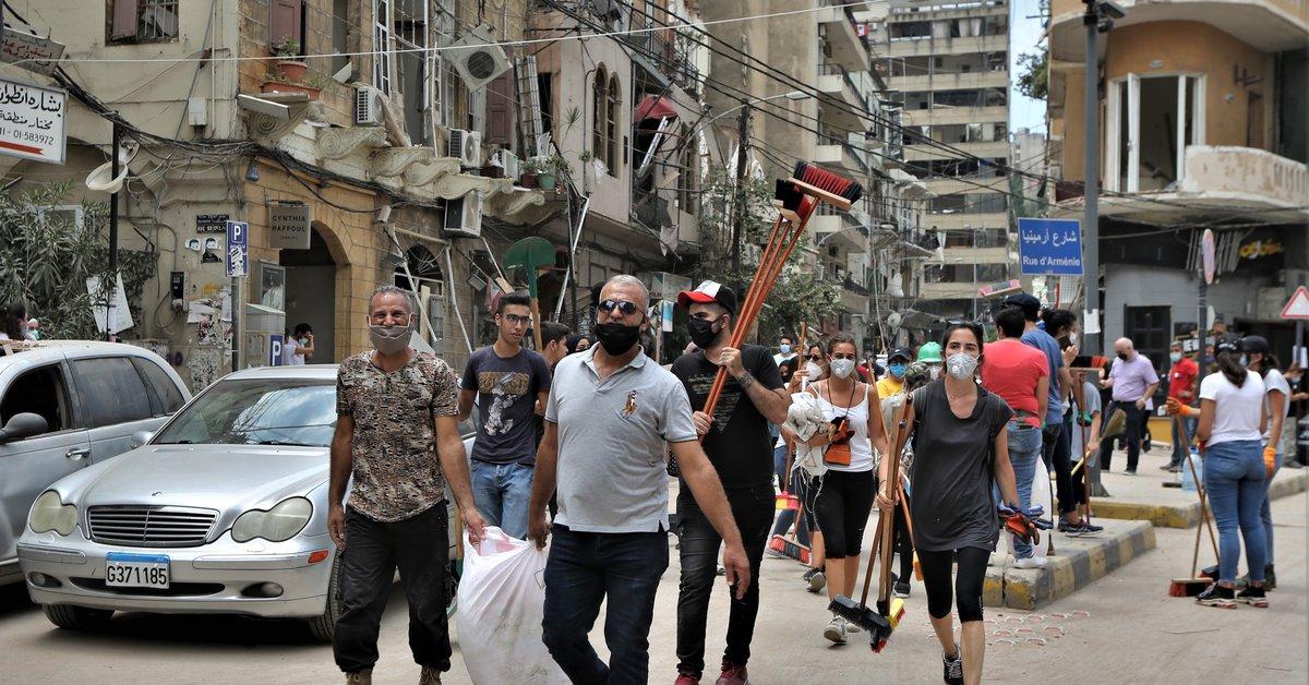 México traerá $ 100,000 en ayuda humanitaria al Líbano después de la explosión
