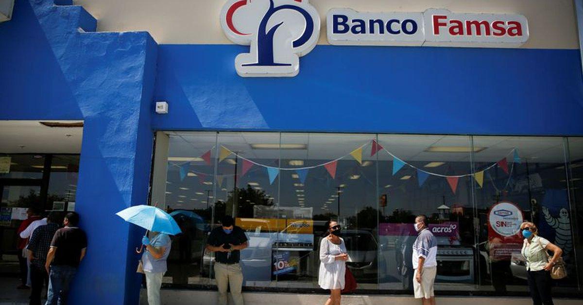 Standard & Poor's anunció a Grupo Famsa como pago predeterminado
