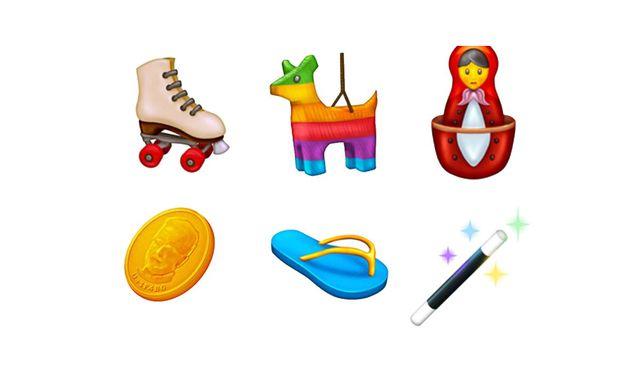 Estos son los nuevos emojis que llegarán en 2020.  (Foto: WhatsApp)