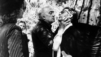 Fellini nunca hizo una película con Mastroianni protagonizada por Mónica Miguel (Shutterstock)