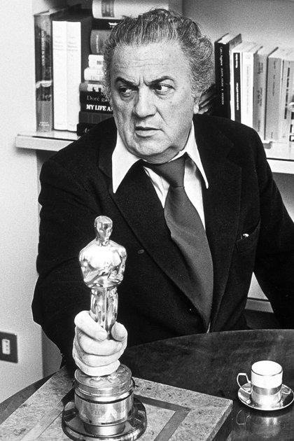Fellini era un director de cine de renombre internacional en ese momento (Shutterstock)