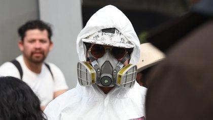 El coronavirus avanza en América Latina sin interrupción (Foto de Jorge Núñez / EFE)