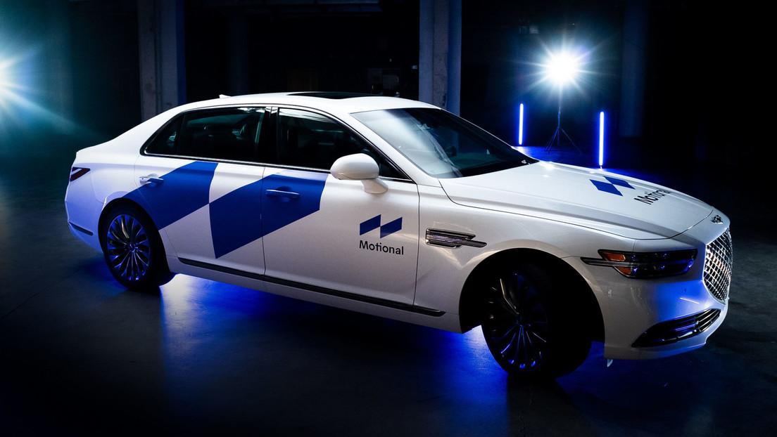 Hyundai presenta su proyecto conjunto para la producción de vehículos autónomos