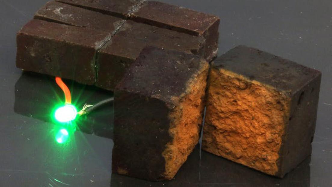 Convierten ladrillos comunes en baterías capaces de hacer 10.000 recargas