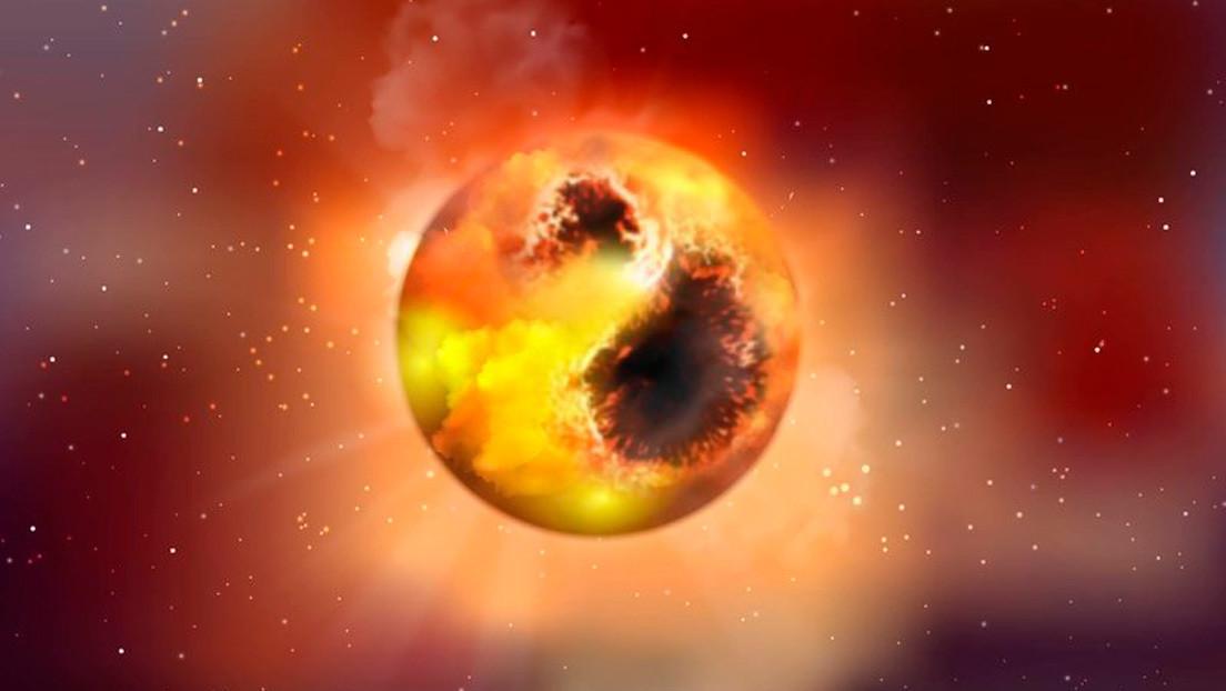 Los bloques gigantes de Betelgeuse pueden permanecer en la oscuridad sin precedentes de la estrella