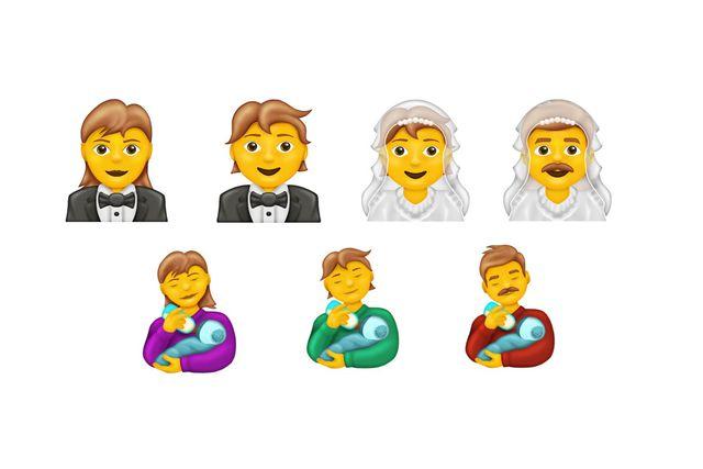 Conoce los nuevos emojis que llegarán a WhatsApp en 2020.  (Foto: Emojipedia)