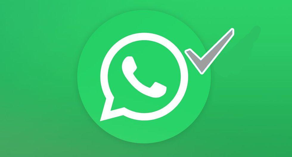 Tecnología.  WhatsApp |:  ¿Qué significa la marca gris?  Palomitas de maíz |:  Doble canal: