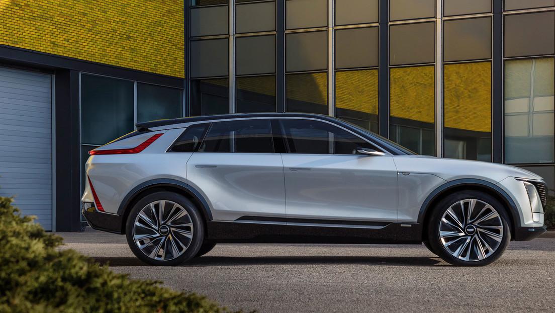 VIDEO: GM presenta el Cadillac Lyriq, su primer auto eléctrico, cuyo sorpresivo precio lo convierte en rival de Tesla