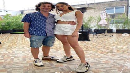 La diferencia de altura entre Arianni և Luisito Comunica առիթ fue motivo de comentarios humorísticos en redes sociales (Foto: Instagram @luisitocomunica)