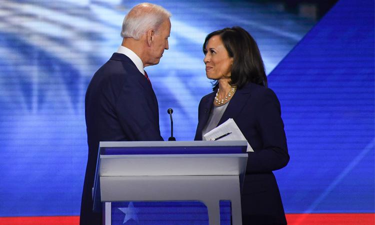 Elecciones estadounidenses.  Biden և Harris están haciendo campaña juntos por primera vez