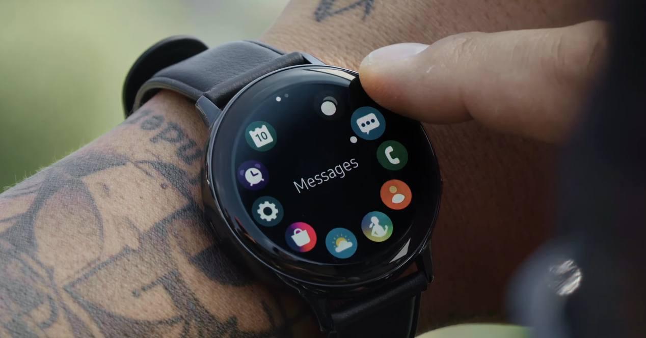 Oferta de teléfono inteligente Samsung Galaxy Watch Active2 en Amazon
