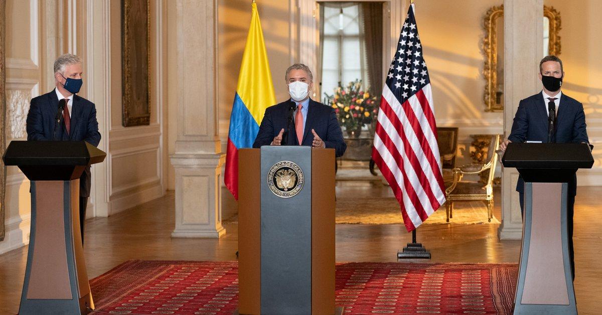 """Evin Duke insta a la región a mantener una """"voz clara y firme"""" contra la dictadura de Nicole Maduro"""