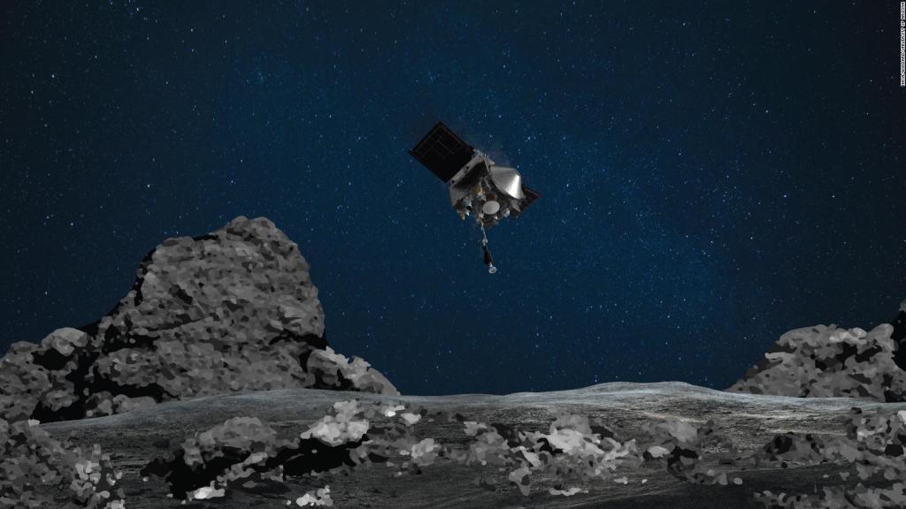 La NASA va a aterrizar en asteroides