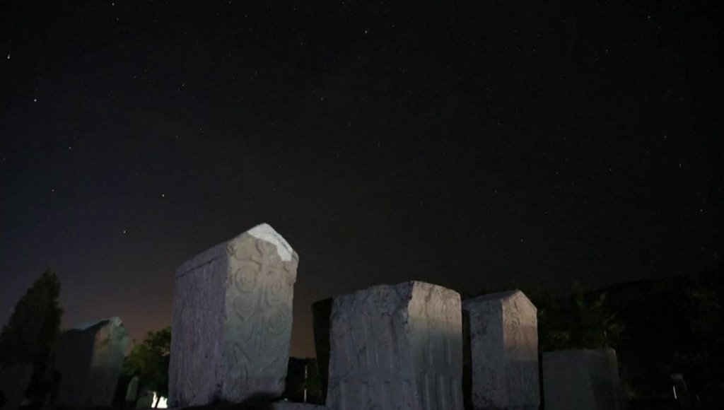 La lluvia de meteoros Sh ilumina el cielo de Bosnia
