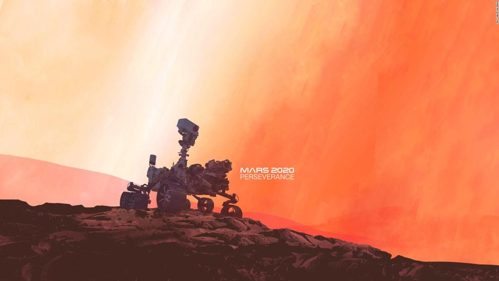 Una nueva misión de la NASA para explorar Marte