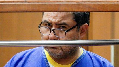 """Publicado: """"El apóstol de Jesucristo en la tierra"""" acusado de violación, tráfico de personas, pornografía infantil (Foto de Reuters)"""