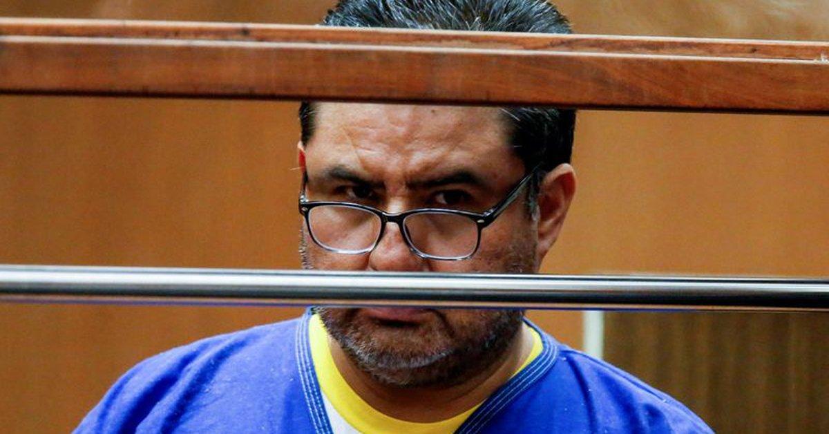 Se cancela la fianza de Naasón Joaquín.  El líder de la Luz del Mundo seguirá en prisión