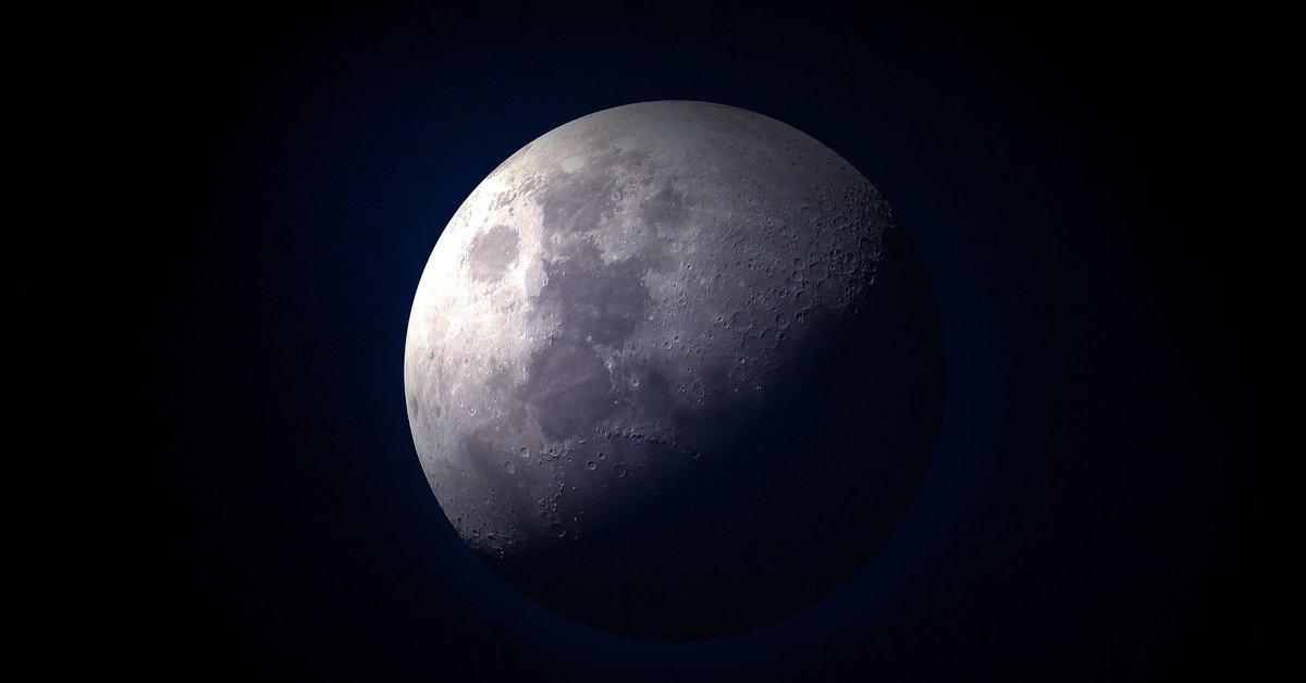 """¿Cuándo puedes ver """"La Luna""""?"""