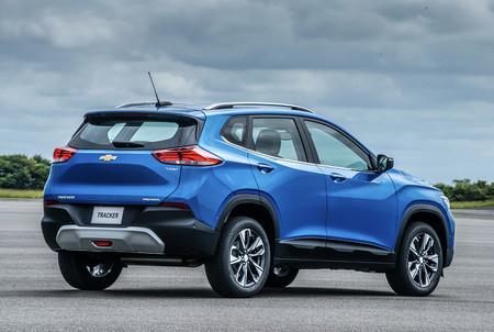 Chevrolet Tracker México 2: