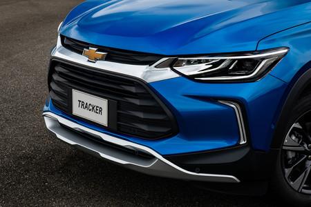 Chevrolet Tracker México 9: