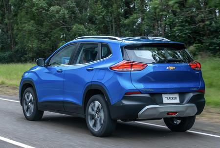 Chevrolet Tracker México 5: