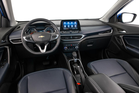 Chevrolet Tracker México 14: