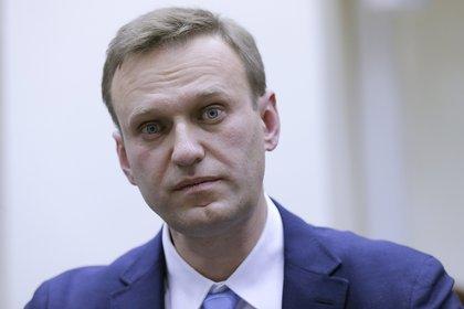 Según su portavoz, el líder de la oposición rusa Alexei Navalny ha sido envenenado