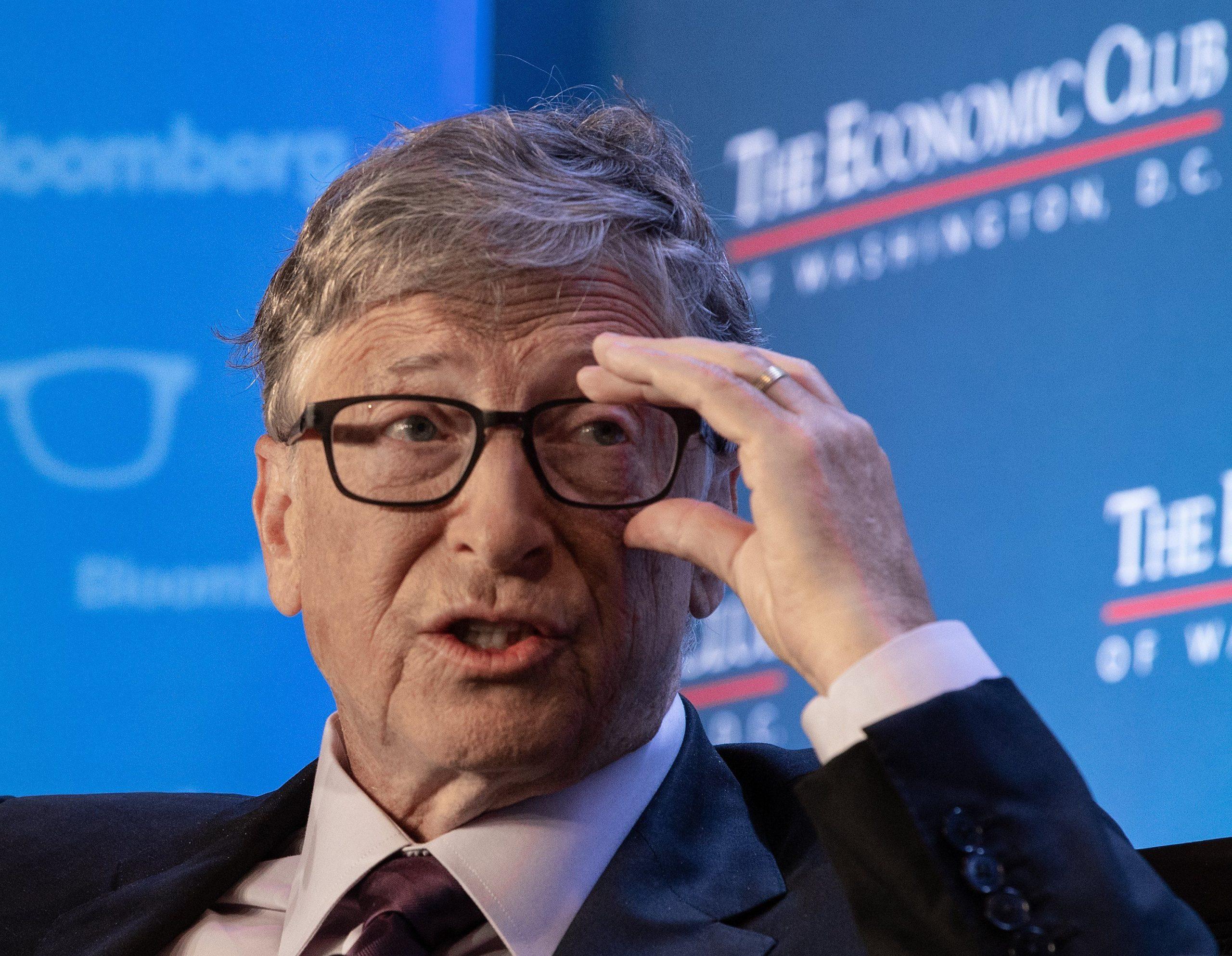 La otra pandemia sobre la que advierte el magnate de Microsoft, Bill Gates