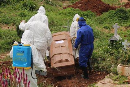 La infección en Venezuela ha aumentado en las últimas semanas (EFE / Johnny Parra)