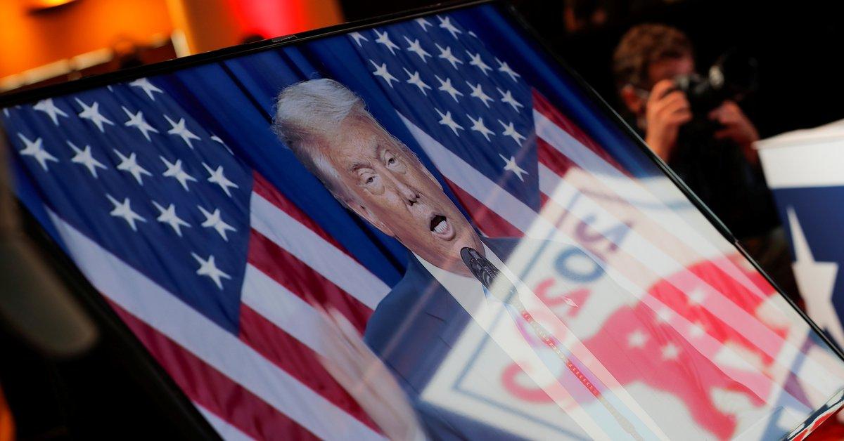 Mike Pompeo և Melania Trump encabeza la segunda noche de la convención republicana