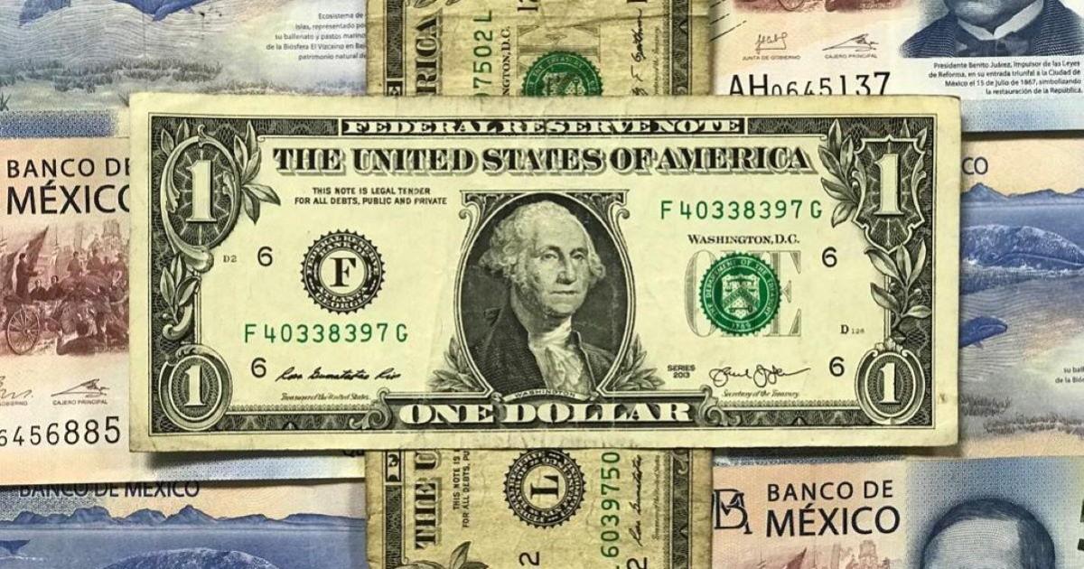 El precio del dólar cierra hoy miércoles, ¿cuál es el tipo de cambio?