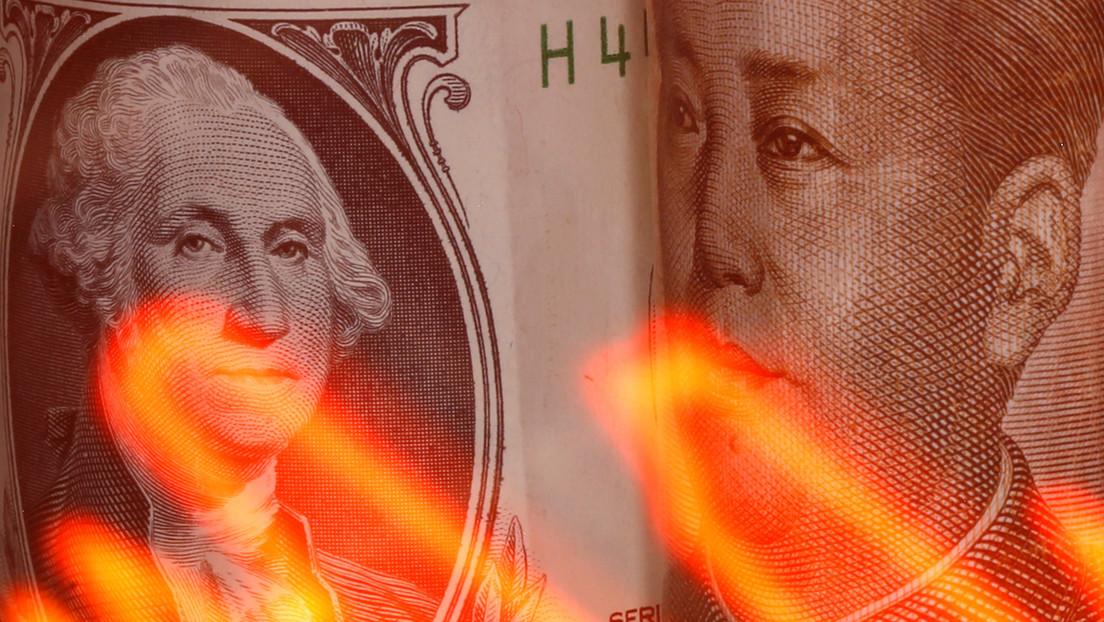 Yuan chino և Dólar estadounidense