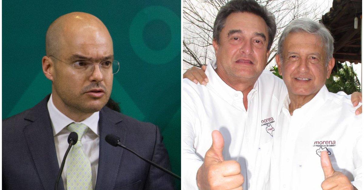 INE investigará transferencia de dinero de David Lowe a Pio López Obrador