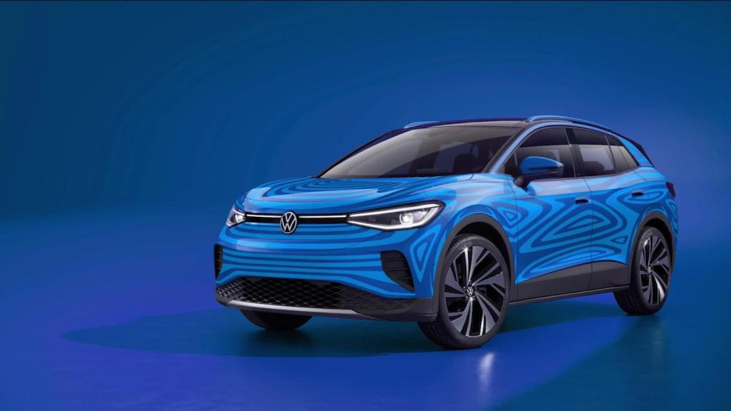 ID.4, SUV eléctrico Volkswagen