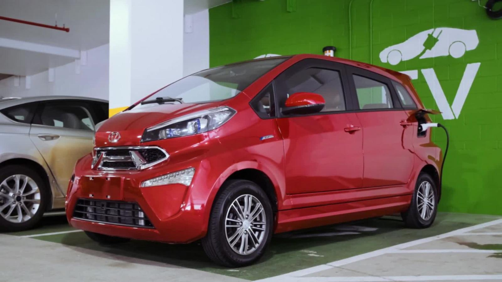 """Kandy representa el coche eléctrico """"más barato en los Estados Unidos"""