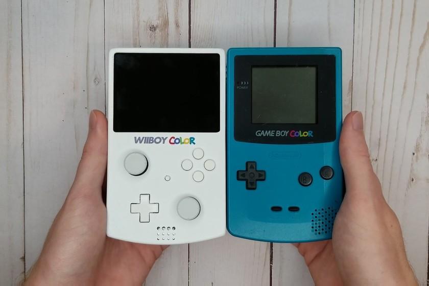 Wii portátil: Este usuario ha convertido el legendario escritorio de Nintendo al tamaño de una Game Boy Color