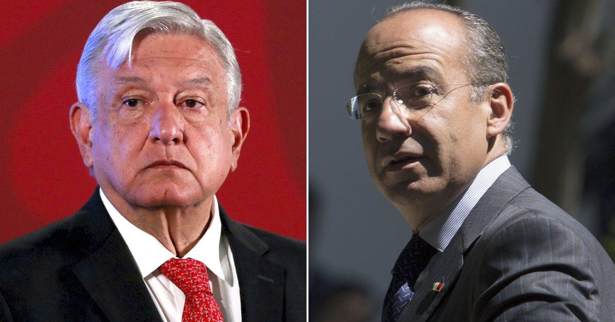 El gobierno mexicano está haciendo la peor historia. Las duras críticas de Felipe Calderón en el cuarto trimestre