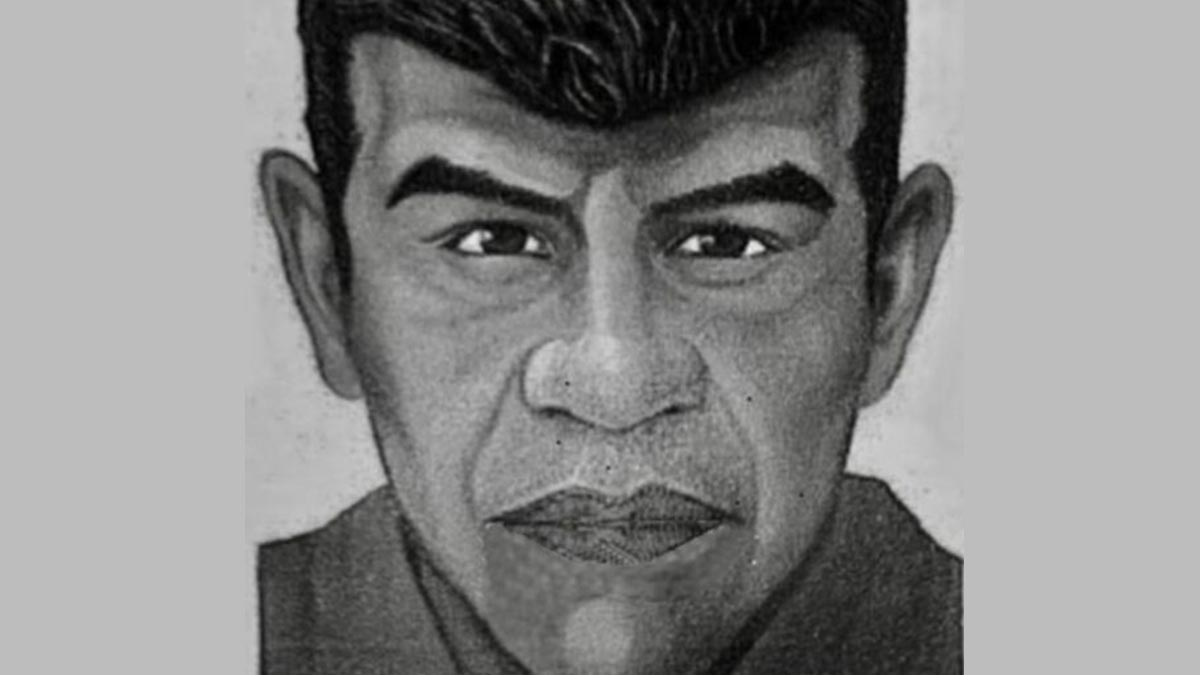 Retrato del presunto violador en serie de Miguel Hidalgo en la CDMX