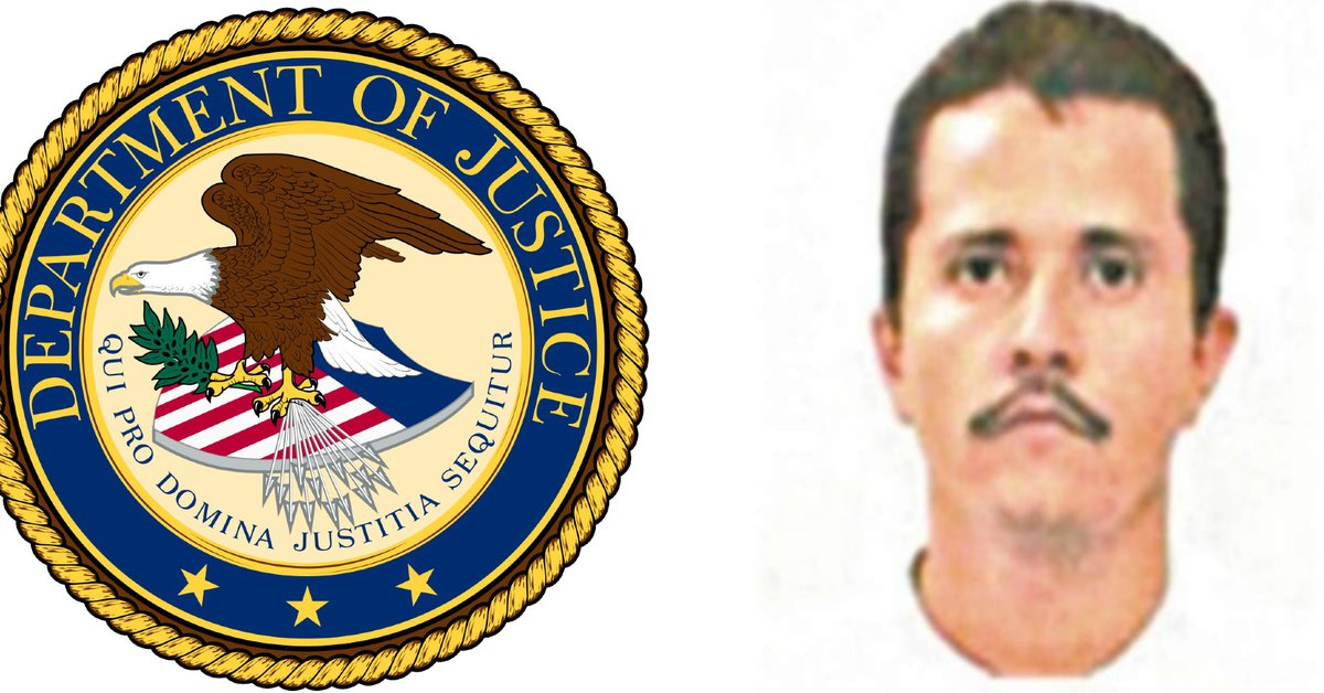 """CJNG en la mira de USA.  28 personas relacionadas con """"Mencho"""" fueron acusadas de lavado de activos"""