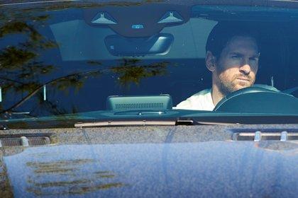 Messi ya ha anunciado que no estará presente en la Ciudad Deportiva (Foto por EFE)