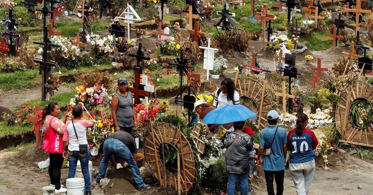 Coronavirus en México. La mortalidad aumentó a 63,819 y las infecciones a 59,112