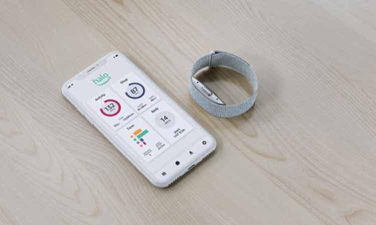 Amazon presenta una nueva pulsera que promete medir la felicidad