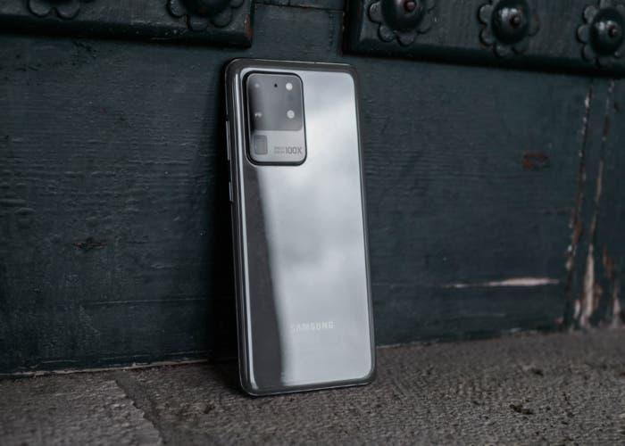 Galaxy S20 Ultra gris: