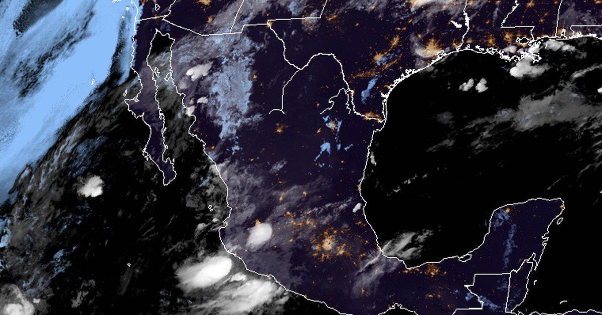 Isel se debilitó en la depresión retrospectiva.  Dejará fuertes vientos lluviosos և olas en Baja, California.
