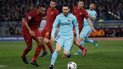 Esa eliminación fue la primera influencia de Lionel Messi en el